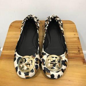 leopard print shoes size 11